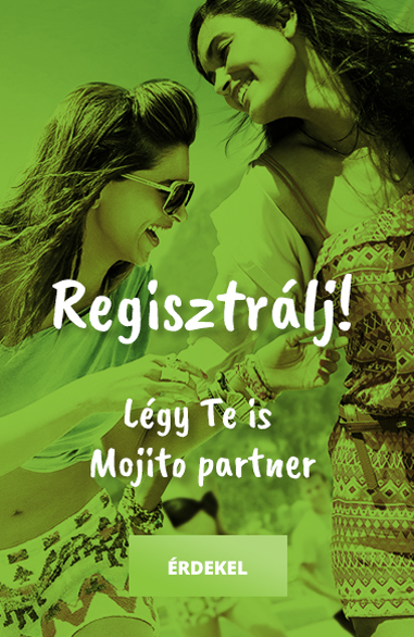 Légy te is Mojito Partner!